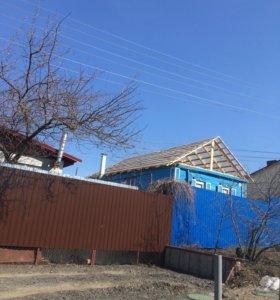 Крыши, заборы , фасады
