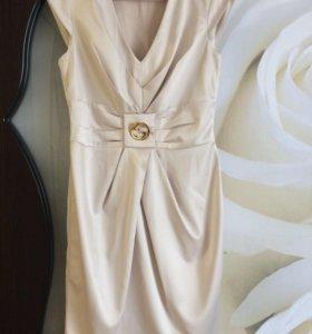 Платье,р 46