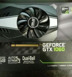 ASUS Geforce GTX 1060 PHOENIX 3GB