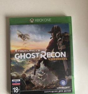 Tom Clancy's Ghost Recon: Wildlands (Xbox one) new