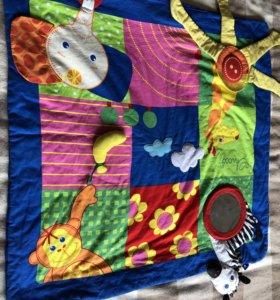 Продам развивающий коврик chicco