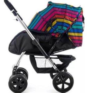Коляска прогулочная Liko Baby AU 258