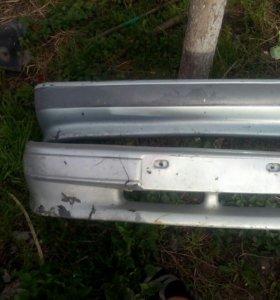 Передний бампер на ВАЗ 2114