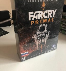 Far Cry Primal collectors edition (Xbox one) new