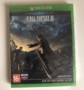 Final Fantasy XV (Xbox One) New