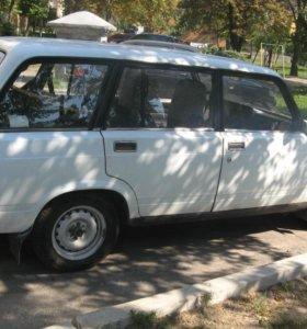 ВАЗ (Lada) 2104, 1985