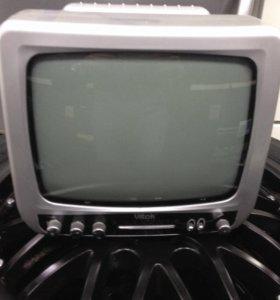 Телевизор с FM радио