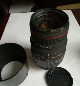 Sigma apo dg 70-300 mm 4-5,6. Для Pentax
