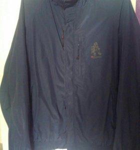 Куртка- ветровка 56-58р.