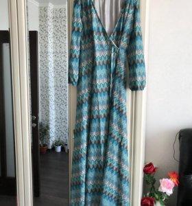Платье (в пол)