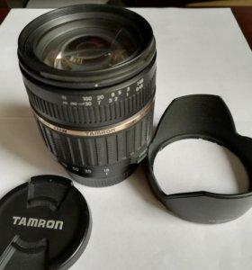 Tamron af 18-200 f/3,5-6,3 для pentax