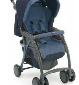 Прогулочная коляска Chicco SimpliCity Plus Top