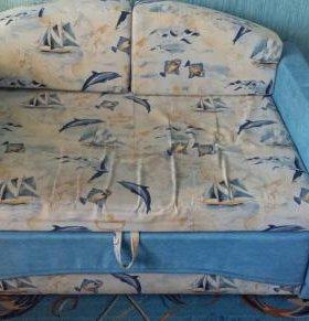 диван-кровать детская
