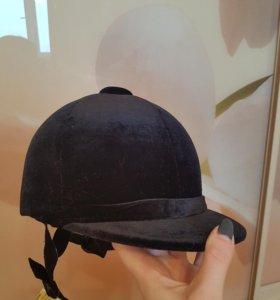 Шлем (каска) защитная для верховой езды