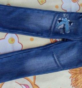 Джинсы на мальчика 104 и 98 см Gloria Jeans