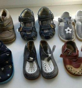 Продам детскую обувь все цены и размеры на фото