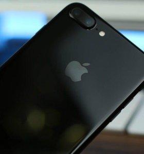 iPhone 7 Plus 256Gb Royal Black Идеальнейший