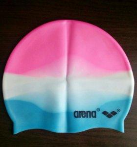 Новая шапочка силиконовая для бассейна
