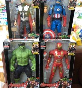 Игрушки Супергерои Мстители