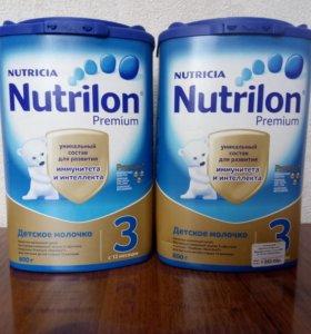 Детская смесь Nutrilon3