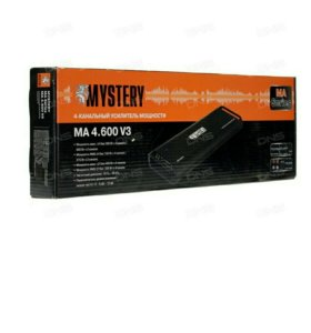 Усилитель MYSTERY MA-4.600 V3