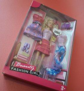 🤹♀️🎀Кукла Барби с аксессуарами 3+