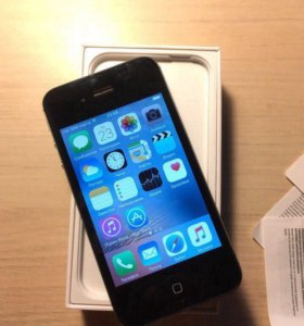 Айфон 4s16gb