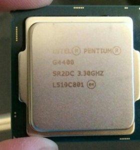 Процессор g4400