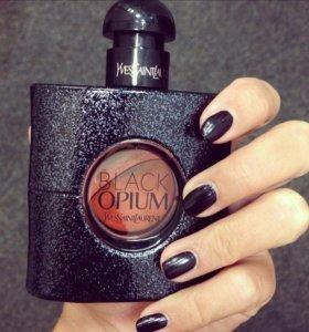 Black Opium YSL женский парфюм