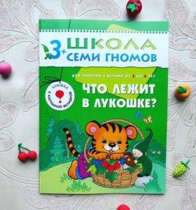 Книга школа 7 Гномов 3+