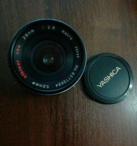 Макро объектив на фотоаппарат