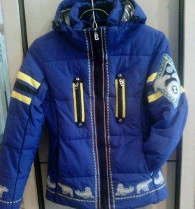 Куртка (горнолыжка) новая