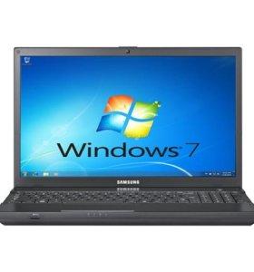 Ноутбук SAMSUNG 300V5A Pent B940 / 4 / 500 /GT520M
