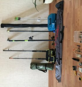 Набор Рыбака + палатка