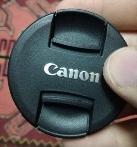 Крышка Canon 58мм