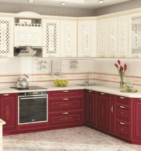 Кухня Davita Виктория в наличии со склада