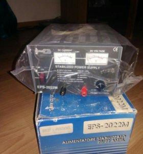 Блок питания для мощных радиостанций eps-2022m