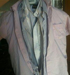 Рубашки на мальчика 1-3 класс