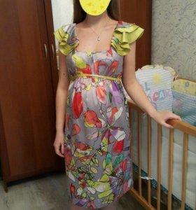 Одежда для беременных. Платье для беременных