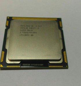 Процессор lntel Core i3-530