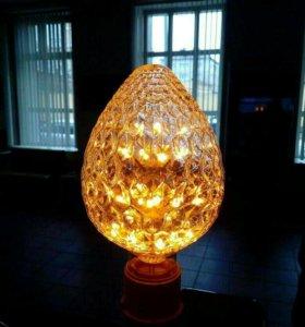 Лампа декоративная, светодиодная