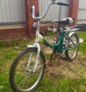 Складной велосипед Kabri