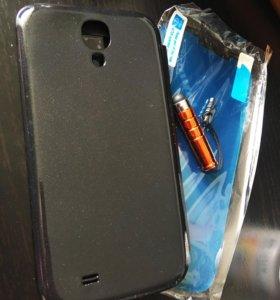 Чехол Samsung Galaxy S4 + пленка