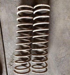 Задние пружины ВАЗ 2108-2115