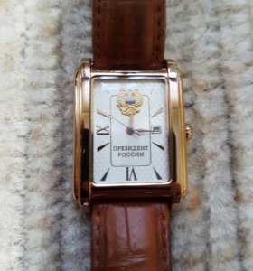 Часы от Президента России
