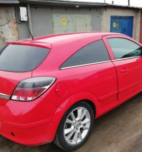 Opel astra h. 2008