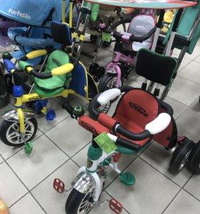 Велосипед трехколёсный Navigator