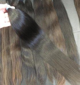 Волосы оптом 70 см