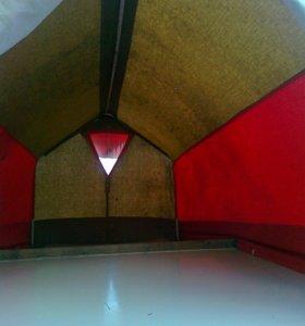 Багвжник палатка
