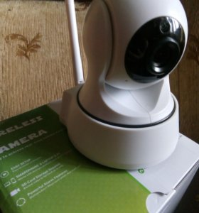 IP-камера новая